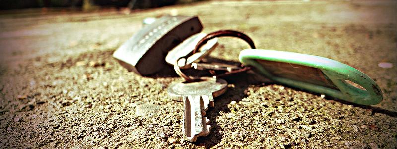 Lost or Stolen Keys
